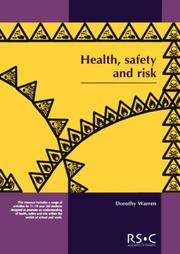 Cover of: Health Safety and Risk | D. Warren