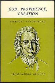 Cover of: God, Providence and Creation