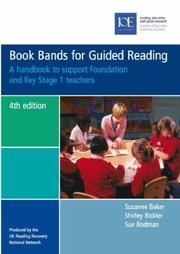 Cover of: Book Bands for Guided Reading | Shirley Bickler