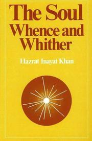 Cover of: The Soul Wence and Whither