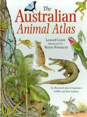 Cover of: The Australian Animal Atlas