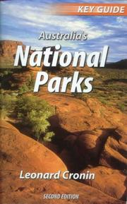 Cover of: Australia's National Parks (Key Guides)