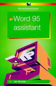 Cover of: Word 95 Assistant