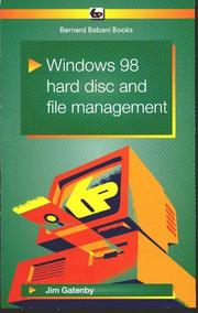 Cover of: Windows 98