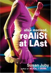 Cover of: Alice Macleod, realist at last