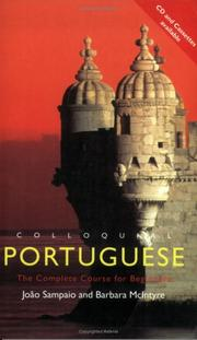 Cover of: Colloquial Portuguese