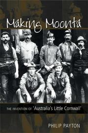 Cover of: Making Moonta