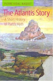 Cover of: The Atlantis Story