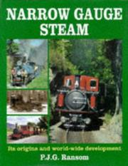Cover of: British Narrow Gauge Steam