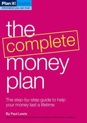 Cover of: The Complete Money Plan
