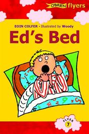 Cover of: Ed's Bed (O'Brien Flyers)