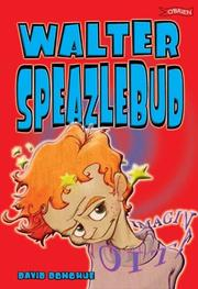 Cover of: Walter Speazlebud