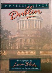 Cover of: Impressions of Dublin (Impressions of Ireland)