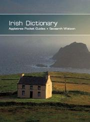 Cover of: Irish Dictionary