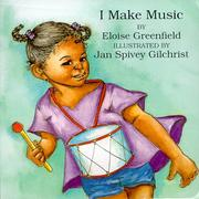 Cover of: I Make Music (Black Butterfly Board Books) | Eloise Greenfield