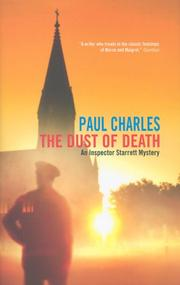 Cover of: The Dust of Death | Paul Charles