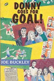 Cover of: Donny Goes for Goal
