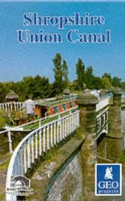 Cover of: Shropshire Union Canal (Inland Waterways Maps) | British Waterways