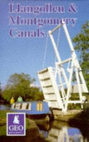 Cover of: Llangollen & Montgomery Canals (Inland Waterways of Britain) | Geoprojects