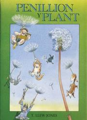 Cover of: Penillion Y Plant