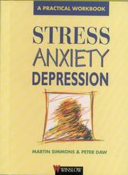 Cover of: Stress, Anxiety, Depression
