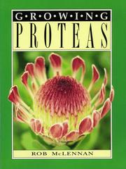 Cover of: Growing Proteas