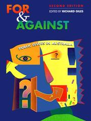 Cover of: For & Against