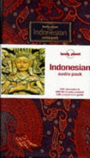 Cover of: Lonely Planet Indonesian