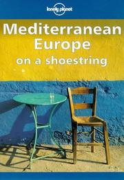 Cover of: Mediterranean Europe on a shoestring