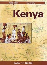 Cover of: Lonely Planet Kenya