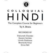 Cover of: Colloquial Hindi