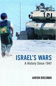 Cover of: Israel's Wars