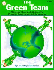 Cover of: The Green Team | Dorothy Michener