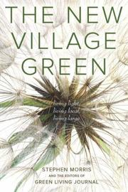 Cover of: New Village Green | Stephen Morris