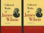 Cover of: Collected Works of James Wilson |