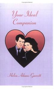 Cover of: Your Ideal Companion | Helen Garrett