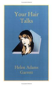 Cover of: Your Hair Talks | Helen Garrett
