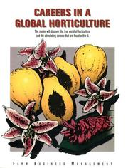 Cover of: Careers in Global Horticulture (Farm business management)