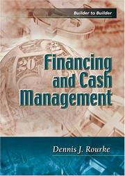 Cover of: Financing and Cash Management