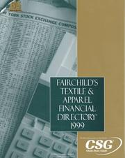 Cover of: Fairchild