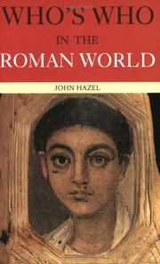Cover of: Who's who in the Roman world