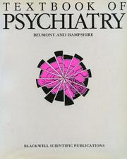 Cover of: Textbook of Psychiatry (South African Medical Journal) | J. Graham Beaumont