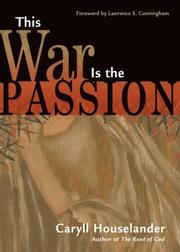 Cover of: This war is the passion