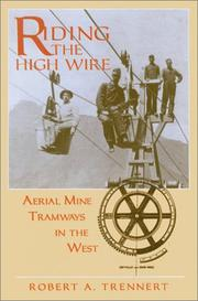 Cover of: Riding the High Wire