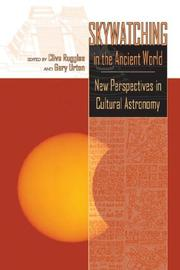 Cover of: Skywatching in the Ancient World |