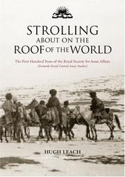 Cover of: Strolling About the Roof of the World
