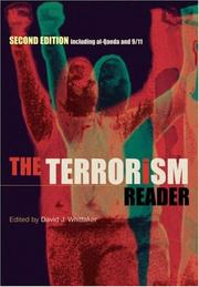 Cover of: Terrorism Reader