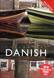 Cover of: Colloquial Danish Pack