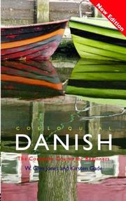 Cover of: Colloquial Danish
