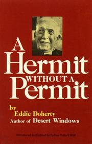 Cover of: A Hermit Without a Permit | Eddie Doherty